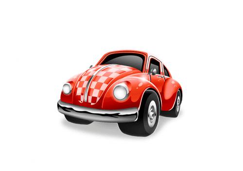 Magic Media - Red Beetle