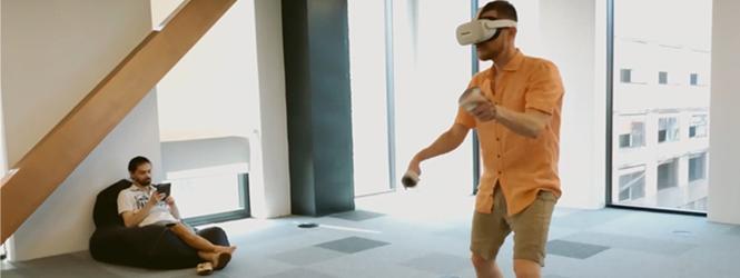 VR/AR gaming